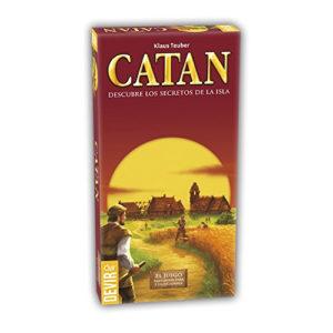 Colonos de Catán Descubre los secretos de la isla expansión 5-6 jugadores
