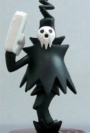 Figura pequeña de Soul Eater: Shinigami-sama