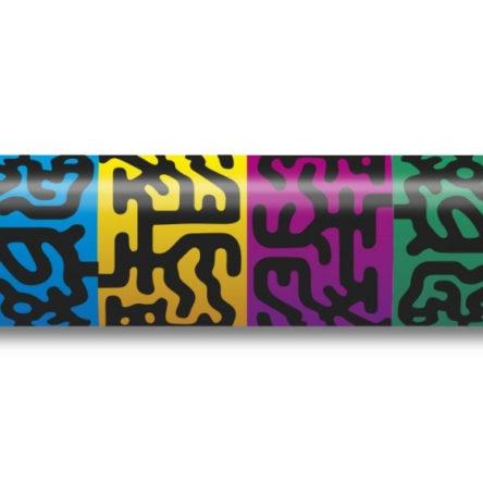 Bertikal Colorful – El juego del laberinto