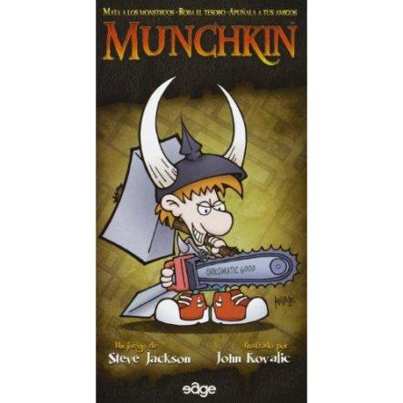 Munchkin – juego de cartas, edición revisada