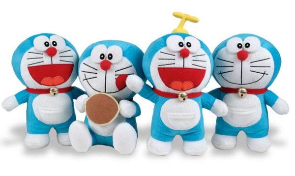 Peluche Doraemon 44cm