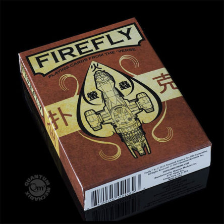 Baraja de cartas Serenity – Firefly