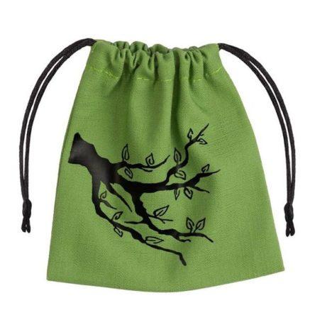 Bolsa para dados Ent verde y negro
