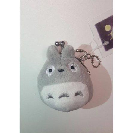 Llavero Monedero de Peluche Mini Totoro 8 cm Mi vecino Totoro