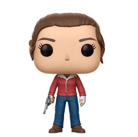 Figura Nancy con pistola Stranger Things Funko POP! 9 cm
