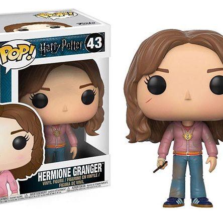Figura Hermione Granger con giratiempo Harry Potter Funko 9 cm