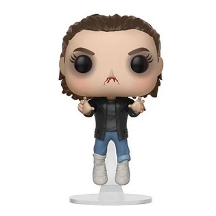 Stranger Things Funko POP! Movies Figura Eleven (Once) Elevated 9cm