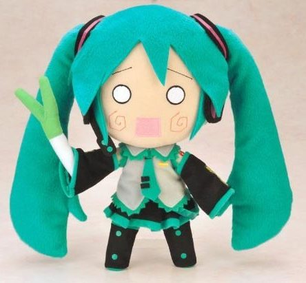 Peluche Miku Hatsune – Nendoroid Plus 28cm
