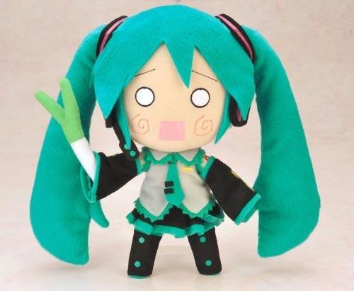 Peluche Hatsune Miku Nendoroid