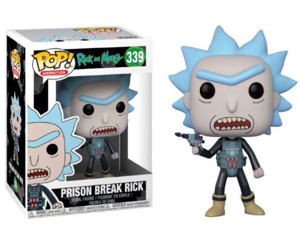 Funko Rick y Morty