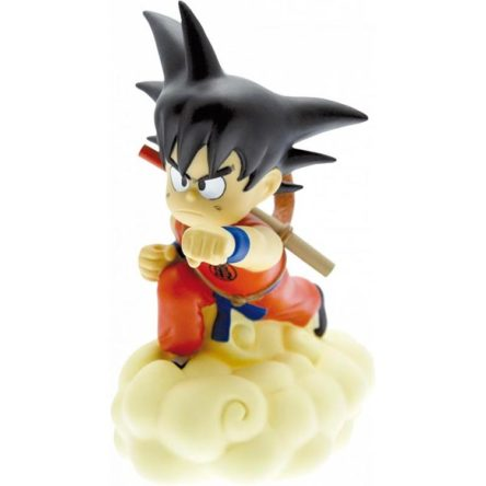 Figura hucha Goku en nube Dragon Ball 21 cm