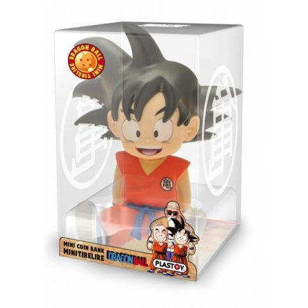 Hucha Son Goku sentado Dragon Ball 14 cm