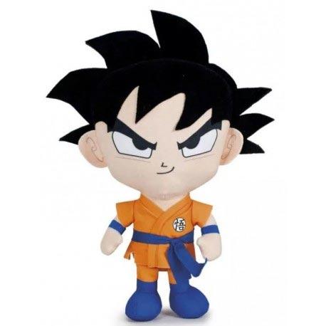 Peluche Goku Dragon Ball 25 cm