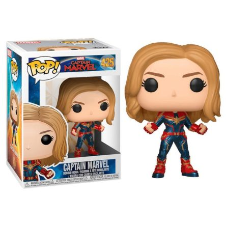 Figura Funko POP! Capitana Marvel