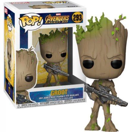 Figura Funko POP! Groot Vengadores Infinity War