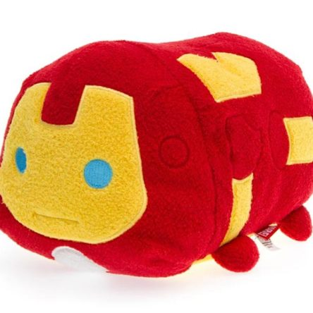 Peluche Tsum Tsum Vengadores Marvel Iron Man 10cm