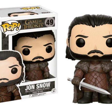 Figura Funko POP! Jon Nieve (Jon Snow)- Juego de Tronos 9cm