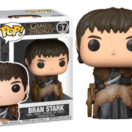 Figura Funko POP! Bran Stark – Juego de Tronos