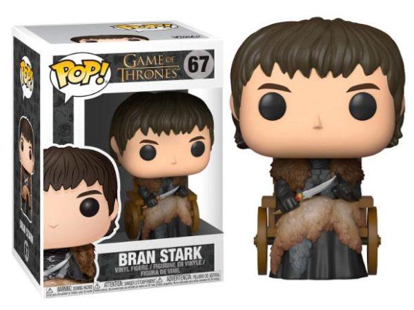 Funko POP! Bran Stark Juego de Tronos