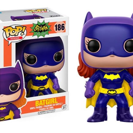 Figura Funko POP! Batgirl – Batman 1966