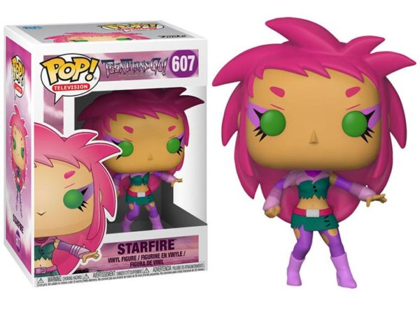 Funko Starfire Teen Titans Go!