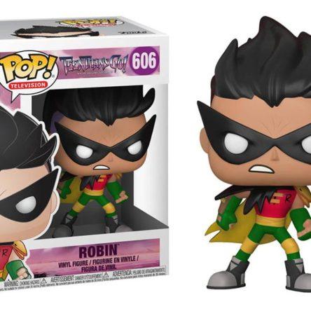 Funko POP! Robin Teen Titans Go!