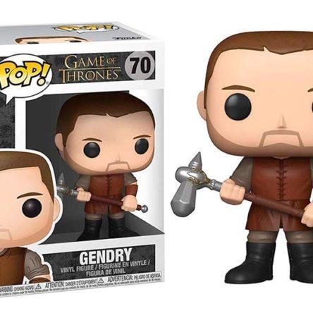 Figura Funko POP! Gendry – Juego de Tronos