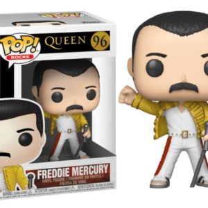 Funko Freddie Mercury Queen Wembley 1986