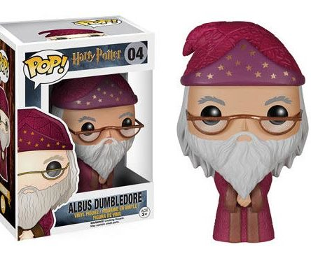 Figura Funko POP! Albus Dumbledore Harry Potter