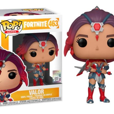 Figura Funko POP! Fortnite Valor
