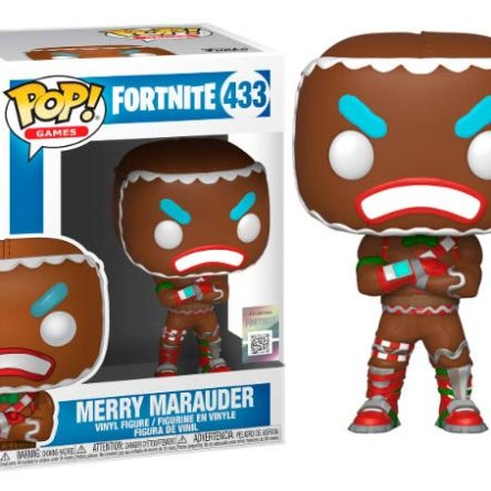 Figura Funko POP! Fortnite Merry Marauder Fortnite