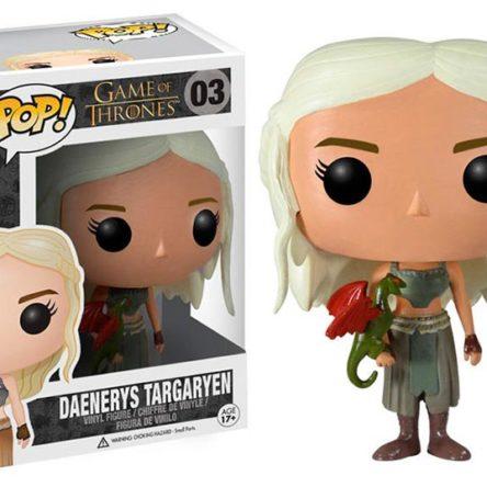 Figura Funko POP! Daenerys Targaryen Juego de Tronos