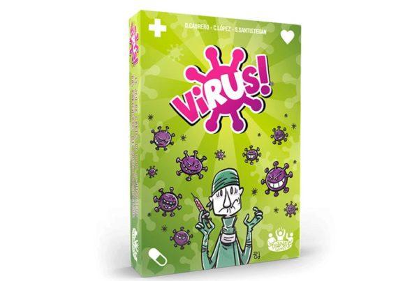 Virus! el juego de mesa