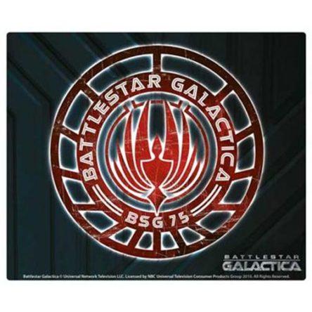 Alfombrilla de ratón BattleStar Galactica logo