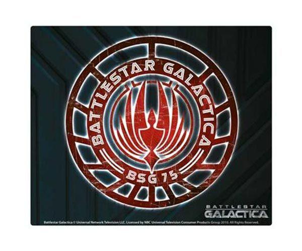 Alfombrilla de ratón Battlestar Galactica
