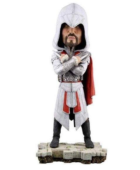 Ezio Auditore Head knockers