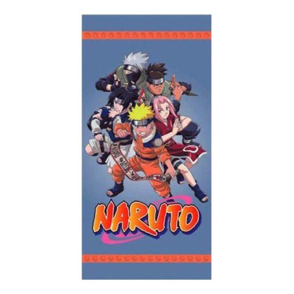 Toalla playa Naruto