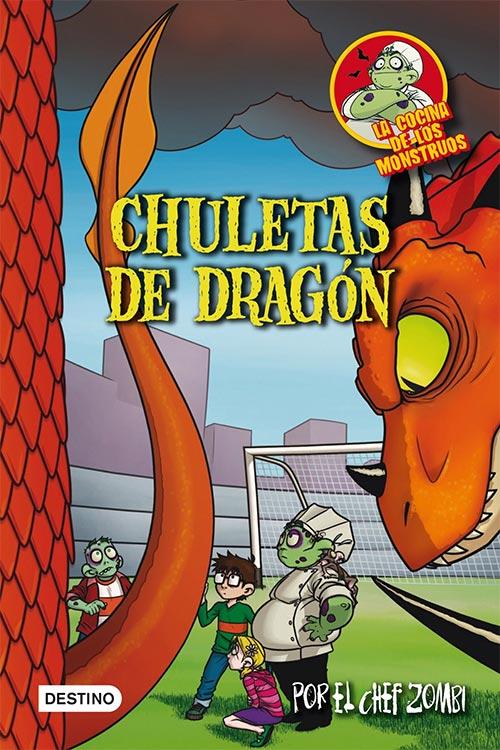 La cocina de los monstruos 7: Chuletas de dragón