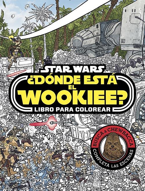 ¿Dónde está el Wookiee?