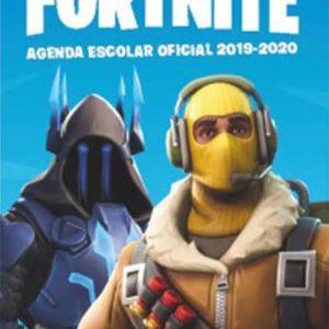 Agenda escolar oficial 2019-2020 - Fortnite