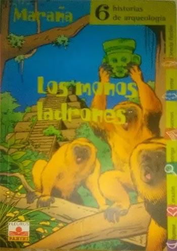 Los monos ladrones - Maraña