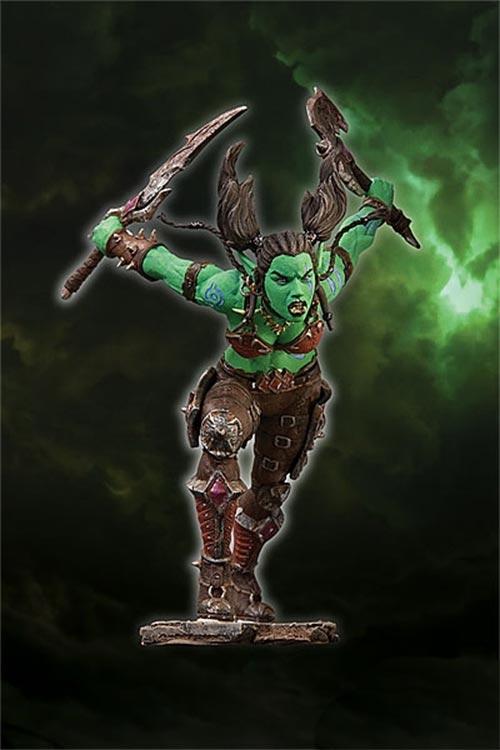 Figura Garona Orc Rogue
