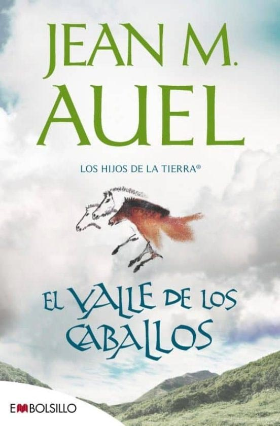 Portada de El valle de los caballos (Los hijos de la Tierra 2)