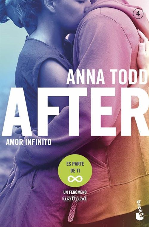 Portada de After 4: Amor infinito