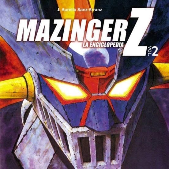 Portada de Mazinger La enciclopedia 2