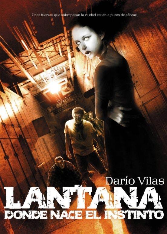 Portada de Lantana: donde nace el instinto