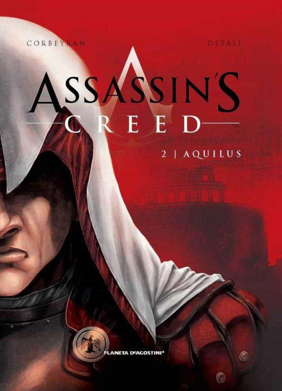 Portada de Assassin's Creed 2: Aquilus
