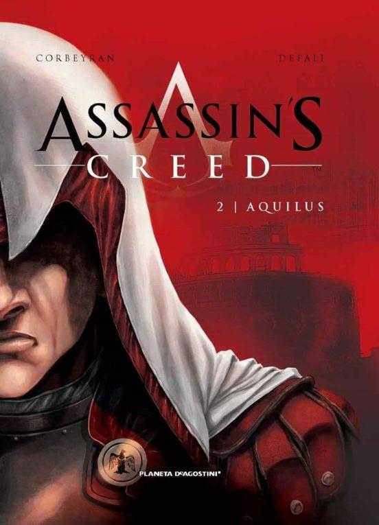 Portada de Assassin's Creed 2: Aquilus