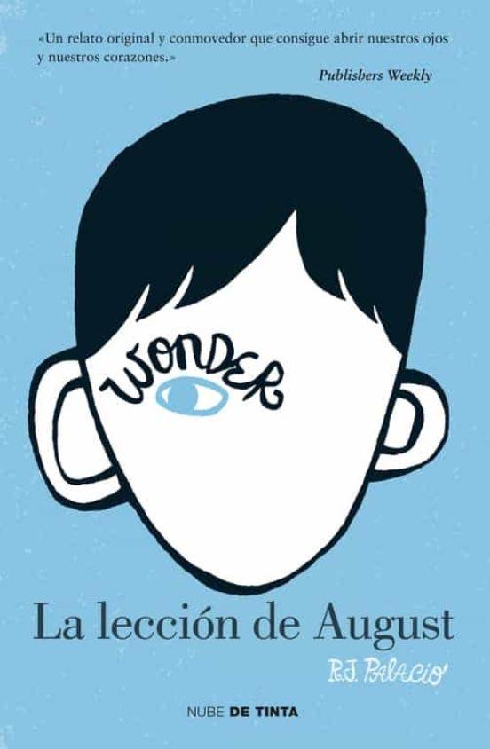 Portada de Wonder: La lección de August