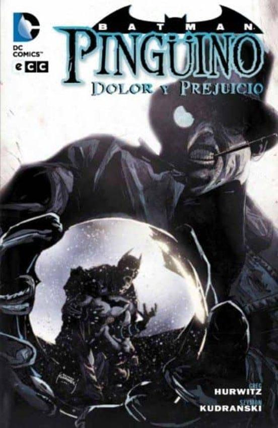 Portada de Batman - Pingüino: Dolor y prejuicio